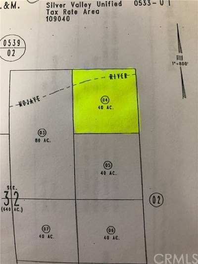 Newberry Springs Residential Lots & Land For Sale: Bobcat Lane