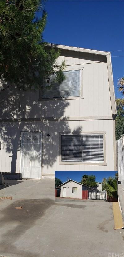 Lake Elsinore Single Family Home For Sale: 33203 Turner Street