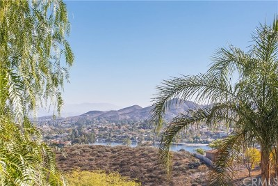 Lake Elsinore Single Family Home For Sale: 4 Villa Trizza