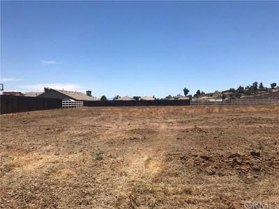 Wildomar Residential Lots & Land For Sale: 32064 Wesley Street