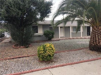 Menifee Single Family Home For Sale: 27091 Wentworth Drive