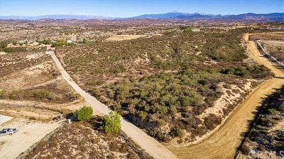 Temecula Residential Lots & Land For Sale: Bruce Ln