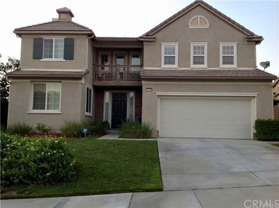 Menifee Single Family Home For Sale: 27780 Whittington Road