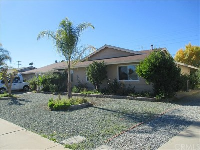 Menifee Single Family Home For Sale: 29051 Carmel Road