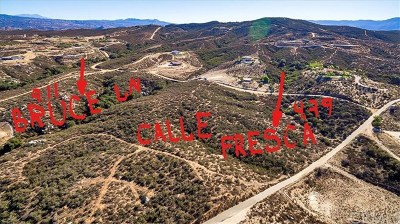Temecula Residential Lots & Land For Sale: Calle Fresca