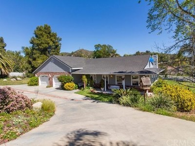 Fallbrook Single Family Home For Sale: 2745 E Mission Road