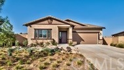 Menifee Single Family Home For Sale: 26378 Desert Rose Lane