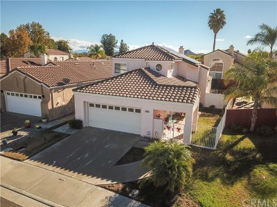 Menifee Single Family Home For Sale: 28895 Cypress Point Drive