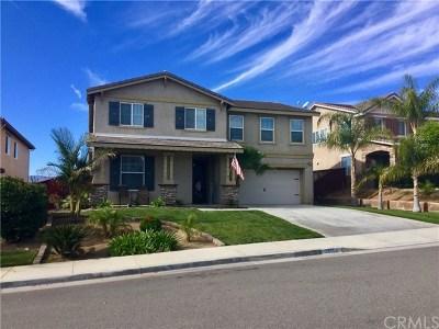 Wildomar Single Family Home For Sale: 36113 Mustang Spirit Lane