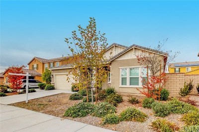 Menifee CA Single Family Home For Sale: $408,000