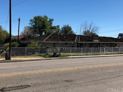 San Bernardino Single Family Home For Sale: 2737 N Golden