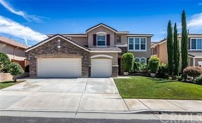Temecula Single Family Home For Sale: 32021 Calle Caballos