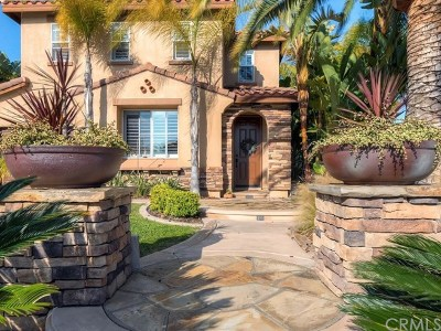 Oceanside Single Family Home For Sale: 1100 Greenway Road