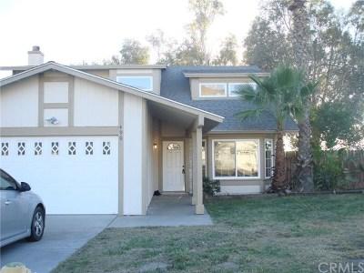 San Jacinto Single Family Home For Sale: 490 Cambridge Drive
