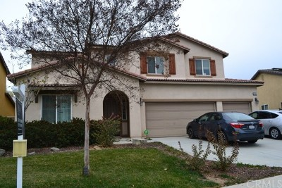 Murrieta Single Family Home For Sale: 30952 Snowberry Lane