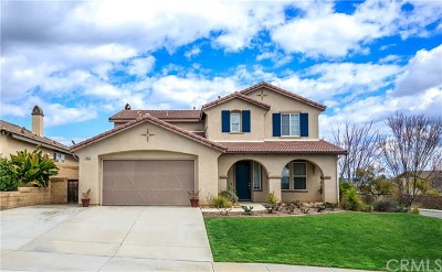 Winchester Single Family Home For Sale: 34828 Heritage Oaks Court