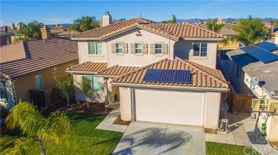 Winchester, French Valley Single Family Home For Sale: 35579 Denver Circle
