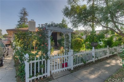West Los Angeles Single Family Home For Sale: 2534 Veteran Avenue