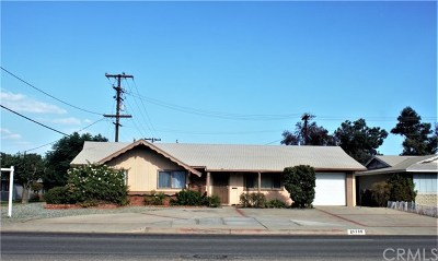 Menifee Single Family Home For Sale: 28286 Murrieta Road