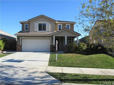 Lake Elsinore Single Family Home For Sale: 34325 Blossoms Drive