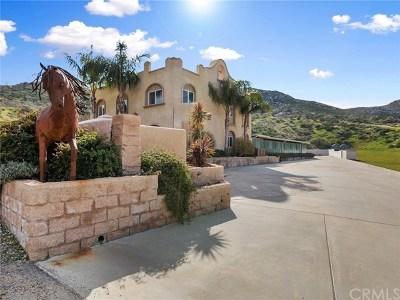 Banning Single Family Home For Sale: 15305 Del Rita Road