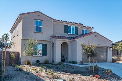 Lake Elsinore Single Family Home For Sale: 29361 Bent Grass