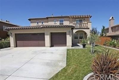 Canyon Lake, Lake Elsinore, Menifee, Murrieta, Temecula, Wildomar, Winchester Rental For Rent: 44993 Silver Rose Street