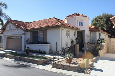 Hemet Single Family Home For Sale: 1411 Cayman Drive