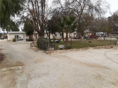 Perris Single Family Home For Sale: 20877 Nandina Avenue