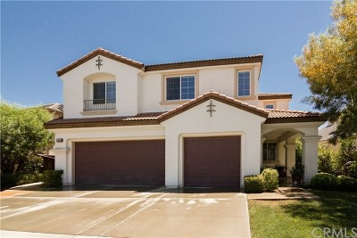 Temecula Single Family Home For Sale: 42190 Faber Court