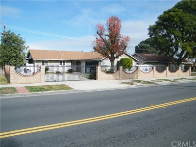 Corona Single Family Home For Sale: 955 W Citron Street