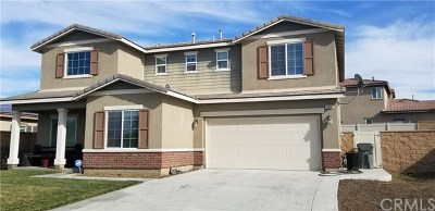 Menifee Single Family Home For Sale: 31890 Copper Terrace