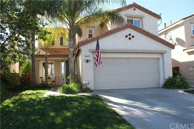 Temecula Single Family Home For Sale: 32439 Bergamo Court