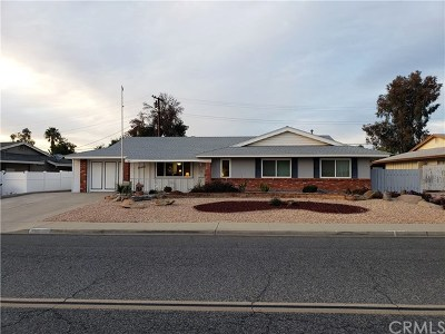 Menifee Single Family Home For Sale: 26620 Sun City Boulevard