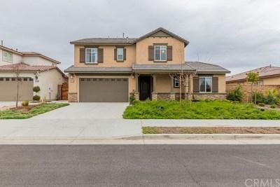 Menifee Single Family Home For Sale: 28198 Rustling Wind Circle