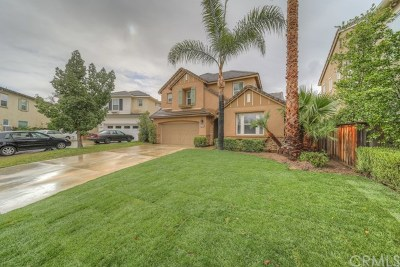 Temecula Single Family Home For Sale: 31949 Penguin Pl