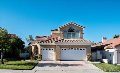 Temecula CA Single Family Home For Sale: $565,000