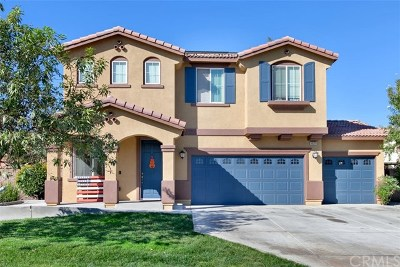 Menifee Single Family Home For Sale: 30201 Lamplighter Lane