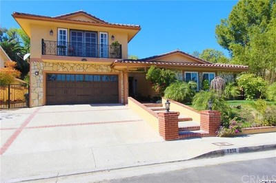 Single Family Home For Sale: 7250 Pondera Circle