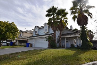 Yucaipa Single Family Home For Sale: 34317 Via Buena Drive
