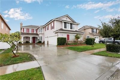 Corona Single Family Home For Sale: 928 Villa Montes Circle