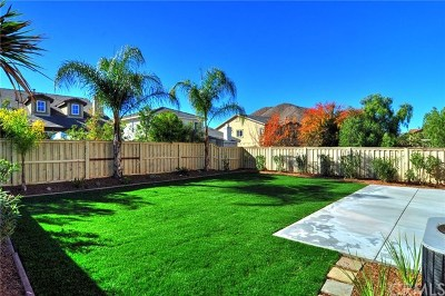Lake Elsinore Single Family Home For Sale: 34233 Larksburg Court
