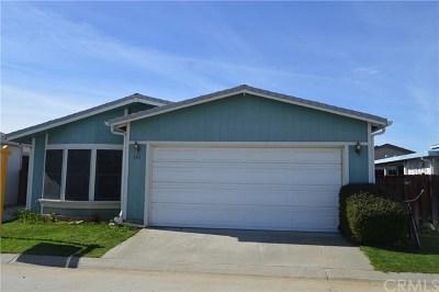 Sun City Single Family Home For Sale: 27250 Murrieta Road #344