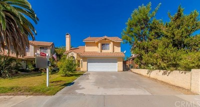 Temecula Single Family Home For Sale: 27138 Majello Court