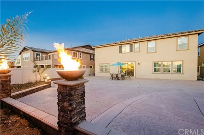 Murrieta Single Family Home For Sale: 30137 Powderhorn Lane