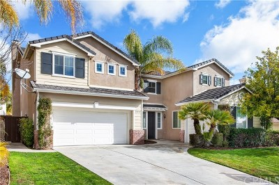 Murrieta Single Family Home For Sale: 31444 Orchard Lane