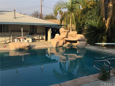 West Covina Single Family Home For Sale: 1301 E Portner Street