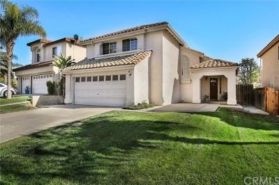 Murrieta Single Family Home For Sale: 40723 Mountain Pride Drive