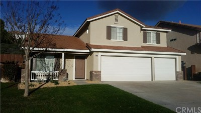 Canyon Lake, Lake Elsinore, Menifee, Murrieta, Temecula, Wildomar, Winchester Rental For Rent: 23432 Mountain Breeze Drive