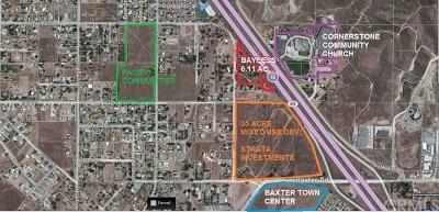 Wildomar Residential Lots & Land For Sale: 34680 White Street
